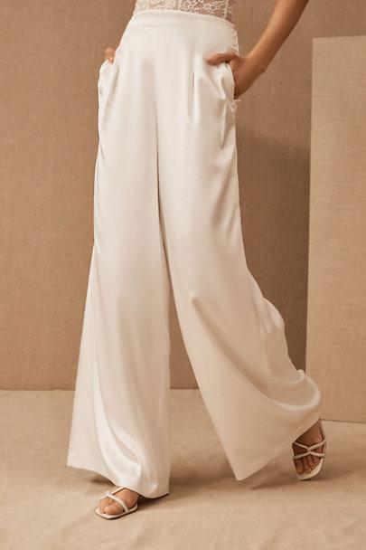 View larger image of Sau Lee Elsie Wide-Leg Pants