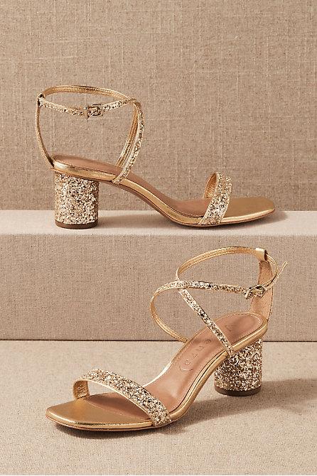 Vicenza Mandi Glitter Heels