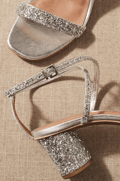 View larger image of Vicenza Mandi Glitter Heels