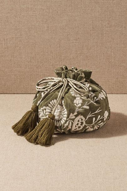 View larger image of Aesha Velvet Bag