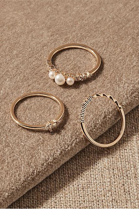 Bancroft Ring Set