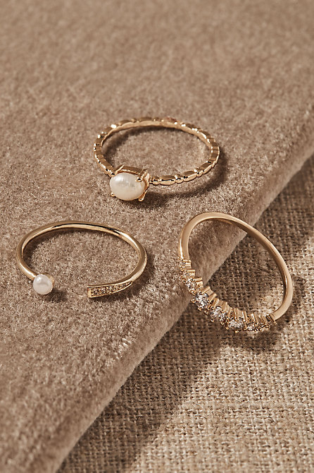 Saroyan Ring Set