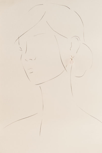 View larger image of Rafa Drop Earrings