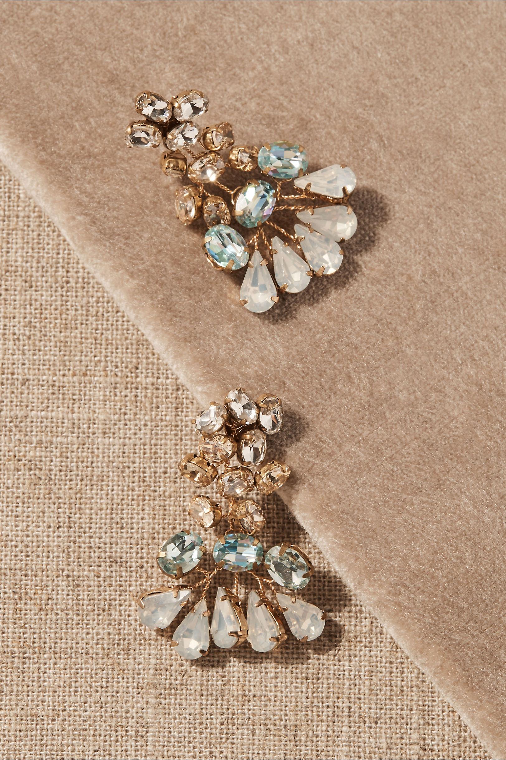 Jaye Chandelier Earrings