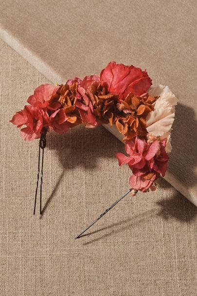 View larger image of Raya Preserved Flower Bun Wrap