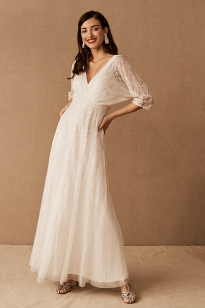 View larger image of BHLDN Ellesmere Dress