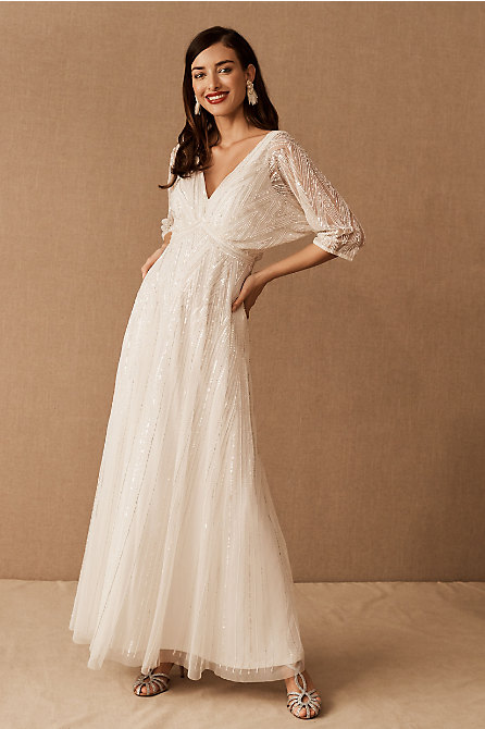 BHLDN Ellesmere Dress