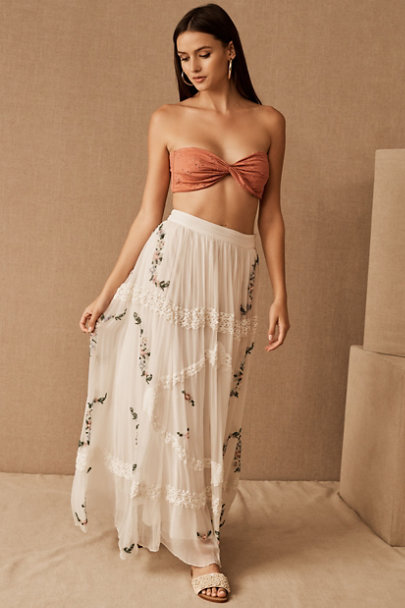 View larger image of BHLDN Amaryllis Skirt