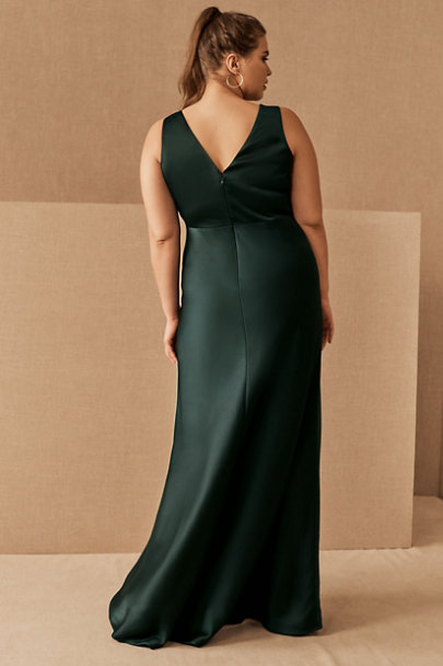 View larger image of Beckett Satin Charmeuse Maxi Dress