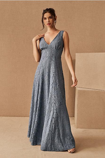 Dona Lace Maxi Dress