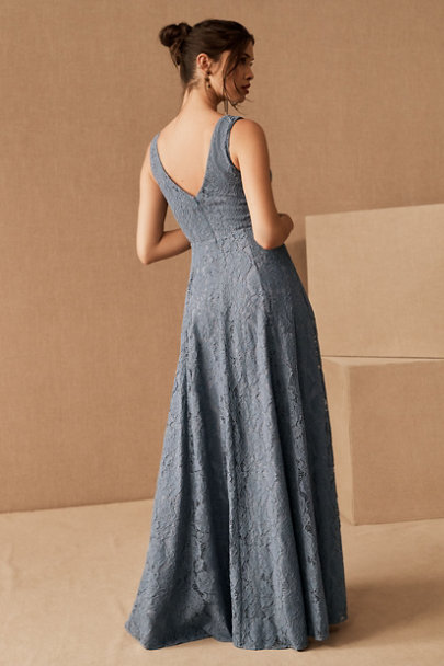 View larger image of Dona Lace Maxi Dress