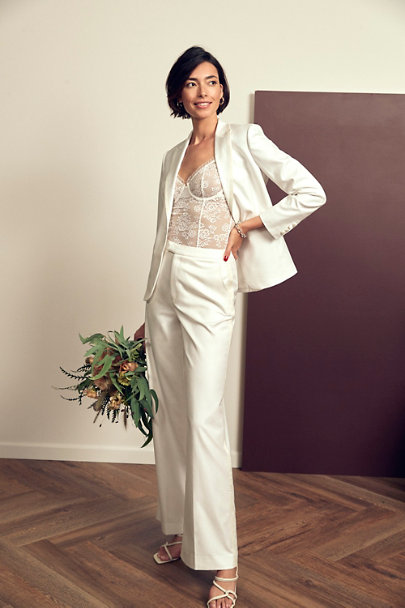View larger image of The Tailory New York x BHLDN Joanie Suit Jacket