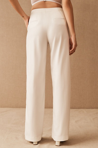 View larger image of The Tailory New York x BHLDN Joanie Suit Pant