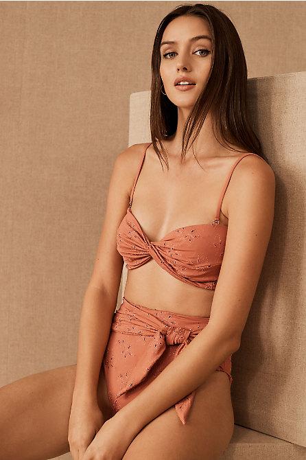 Revel Rey Quinn Bikini Top