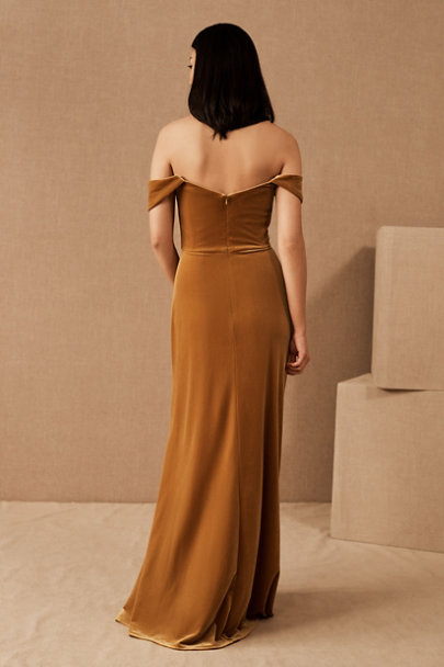 View larger image of Jenny Yoo Issa Velvet Dress