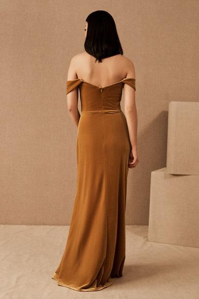 View larger image of Jenny Yoo Issa Velvet Dress