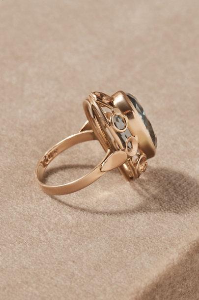 View larger image of Vintage Corundum Cocktail Ring