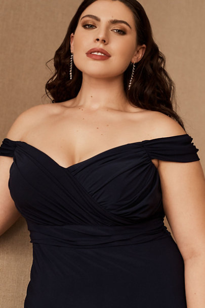 View larger image of Racine Off-the-Shoulder Jersey Dress