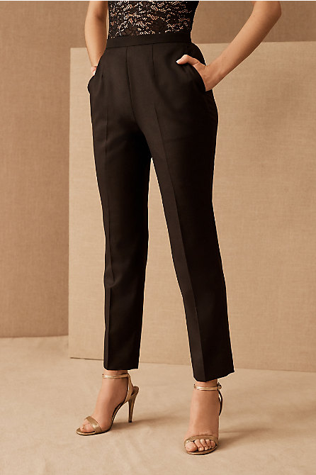The Tailory New York x BHLDN Westlake Suit Pant