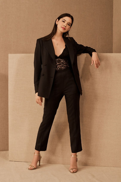 View larger image of The Tailory New York x BHLDN Westlake Suit Pant