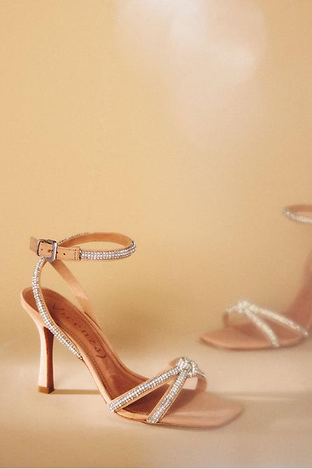 Vicenza Deena Crystal Heels