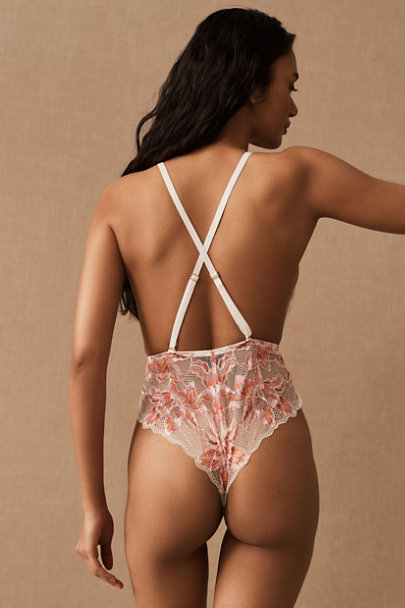 View larger image of Cosabella Paradiso Bodysuit