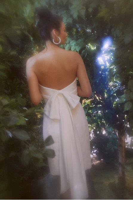 Amsale Elle Dress