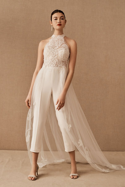 View larger image of Amsale Camila Jumpsuit