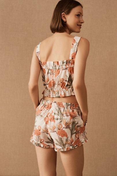 View larger image of Lazy Poet Christie Flamingo Pajama Set
