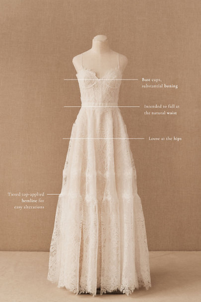 View larger image of Costarellos Calla Gown