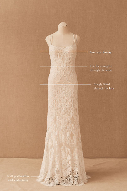 View larger image of Catherine Deane Robyn Gown