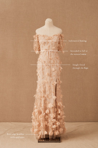 View larger image of Marchesa Notte Tish Gown