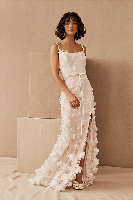 Marchesa Notte Alesia Gown