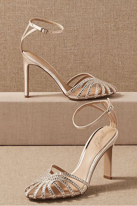 Jewel by Badgley Mischka Ellaine Heels