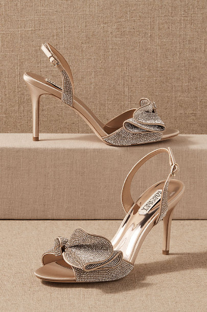 View larger image of Badgley Mischka Siene Heels
