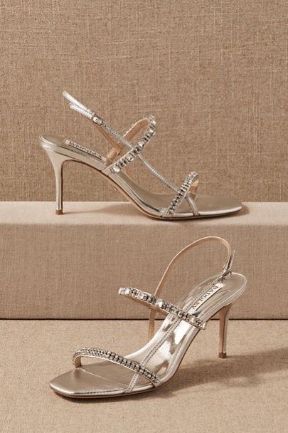 View larger image of Badgley Mischka Zane Heels