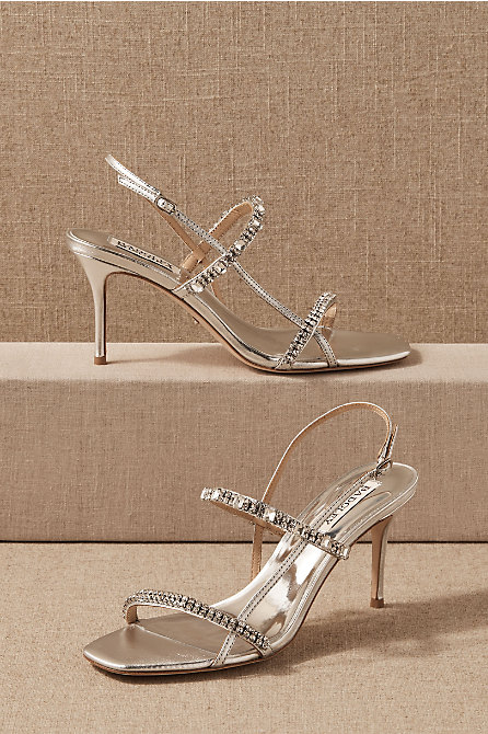 Badgley Mischka Zane Heels