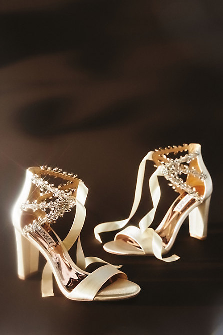 Badgley Mischka Margot Heels