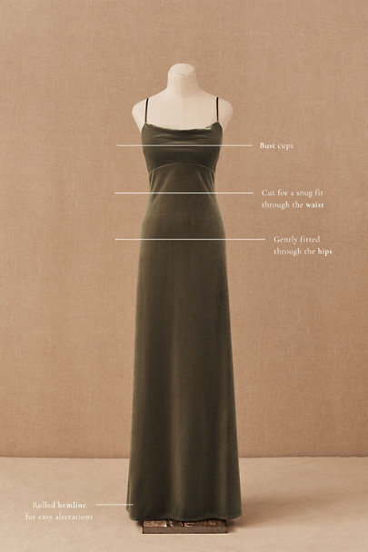 View larger image of Jenny Yoo Sammi Velvet Dress