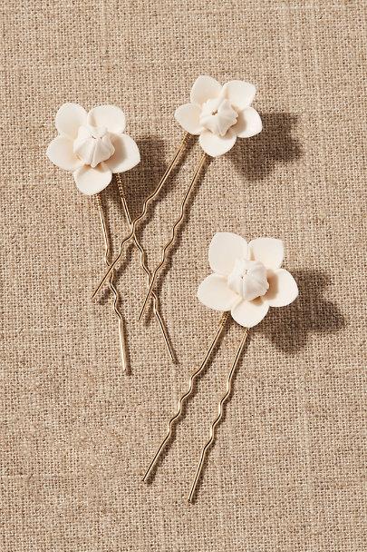 View larger image of Twigs & Honey Troye Hair Pin Set