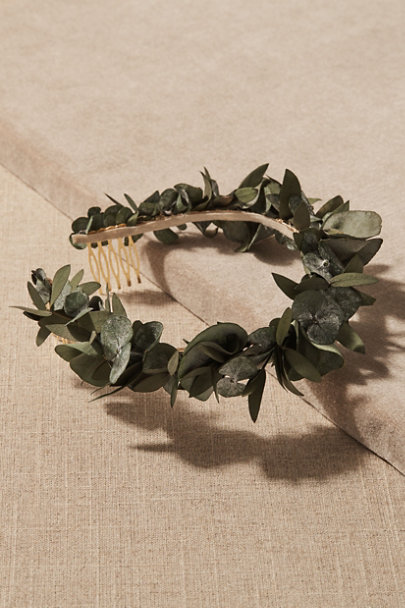 View larger image of Ruth Preserved Eucalyptus Crown