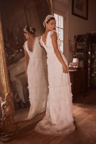 View larger image of Sachin & Babi Inez Gown