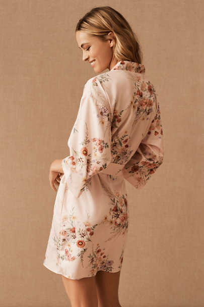 View larger image of Jolene Satin Robe