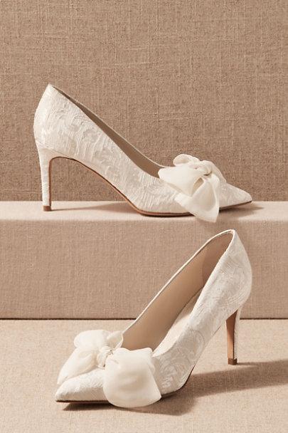View larger image of Something Bleu Arlene Heels