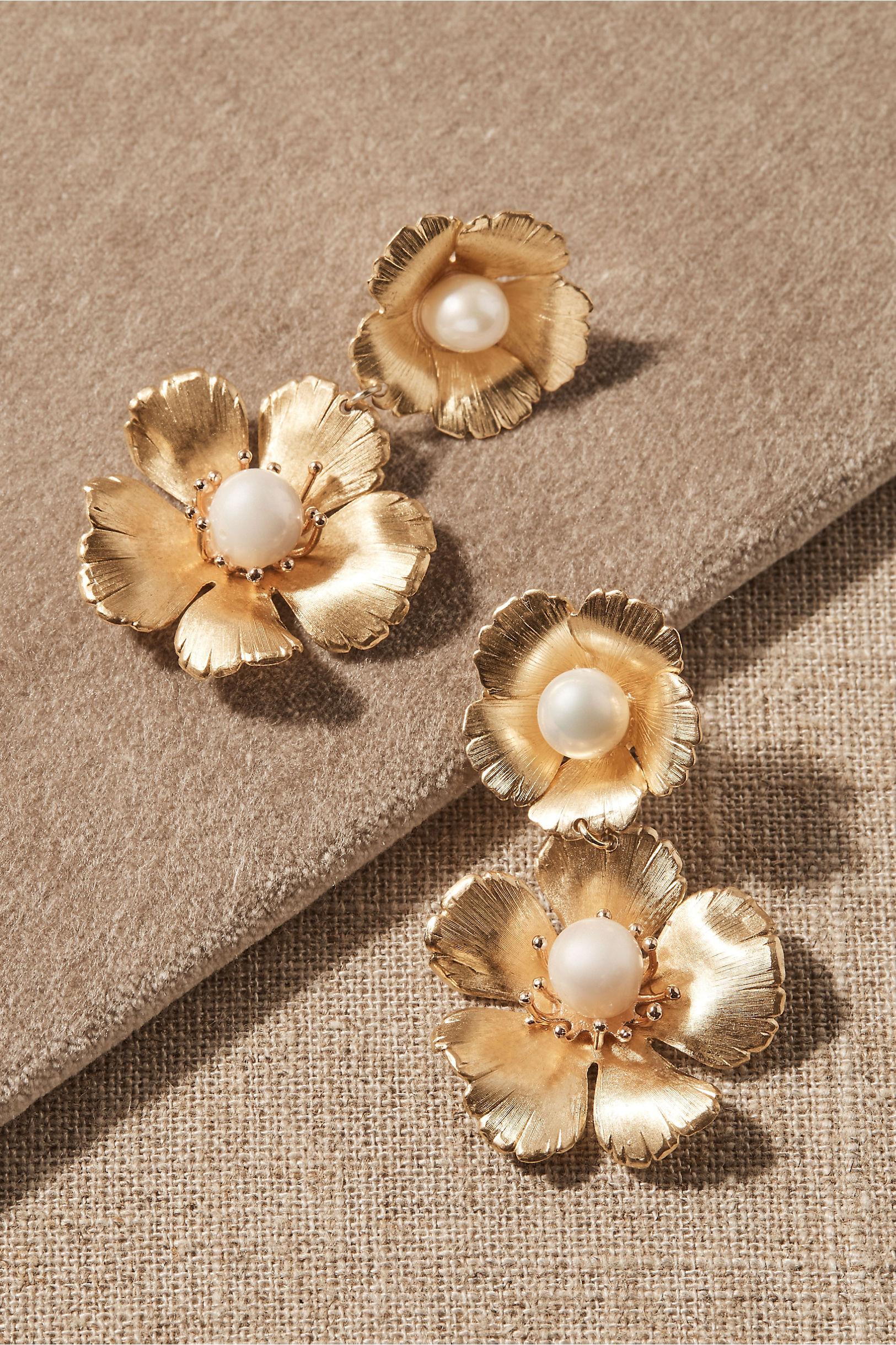 The Pink Reef Rosabelle Earrings