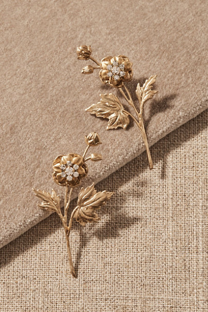 View larger image of The Pink Reef Florrie Earrings