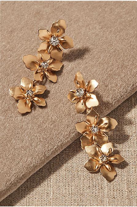 Elizabeth Cole Jessamyn Earrings