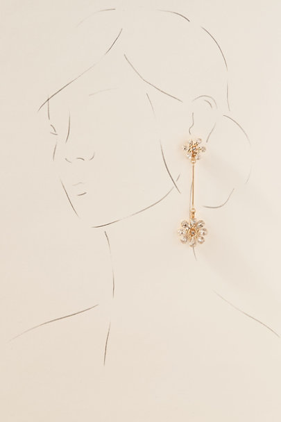 View larger image of Elizabeth Cole Katya Earrings