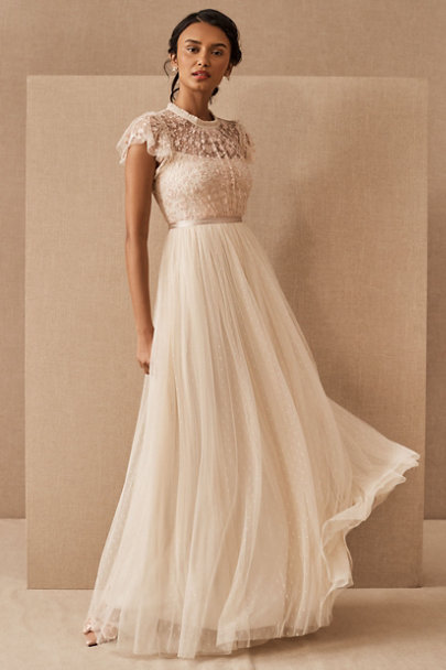 View larger image of Needle & Thread Giselle Bodice Dress