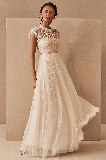 Needle & Thread Giselle Bodice Dress